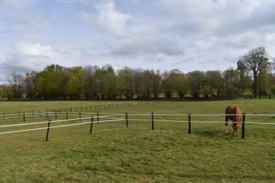 Jolie propriété équestre avec gîte, sur 3,6 ha