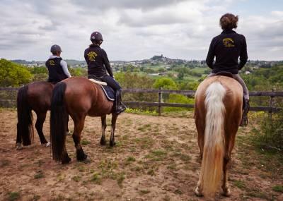 Recherche accompagnateur/trice tourisme equestre