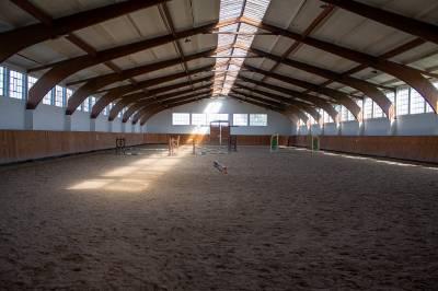 Centre équestre club en andalousie