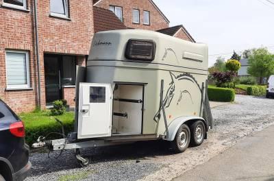 Van bockman 2 chevaux comfort