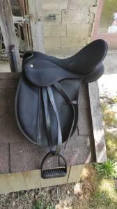 Selle equitation petit prix