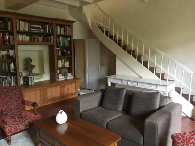 Gironde  petite propriété sur 3HA avec belle demeure