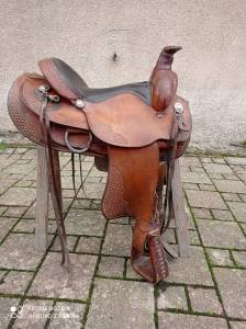 Selle western continental