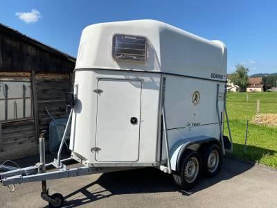 Van pour chevaux thiel