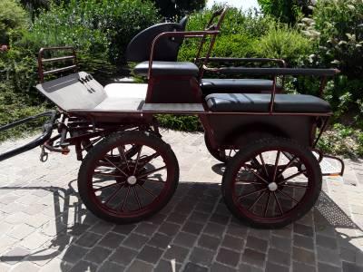Caleche wagonnette
