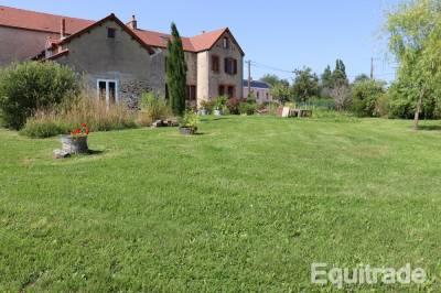 Creuse, proche Boussac, dans un petit village