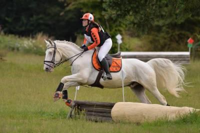 Demi pension sur cheval à maisons laffitte