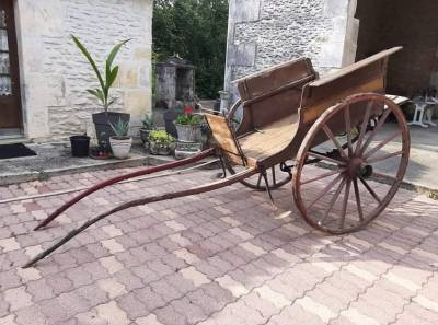 Carriage - Cariole - Other brand - Type jardinière