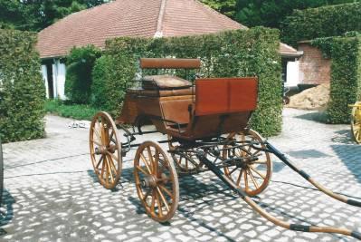 Attacchi - Carrozza  4 roues