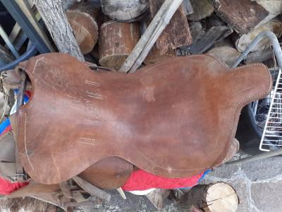 Sella da cavallo americana