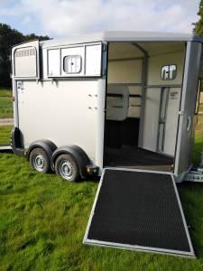 Van ifor williams 511 2 chevaux 2014 occasion