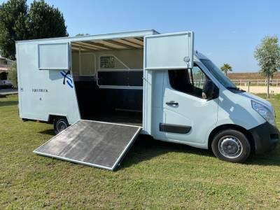 Opel Movano125chx caisse neuve 25000€
