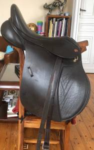 Selle cheval kent masters
