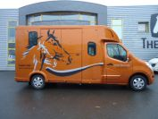 "LOCATION CAMION CHEVAUX ""PROTEO HARAS"" 5 PLACES"